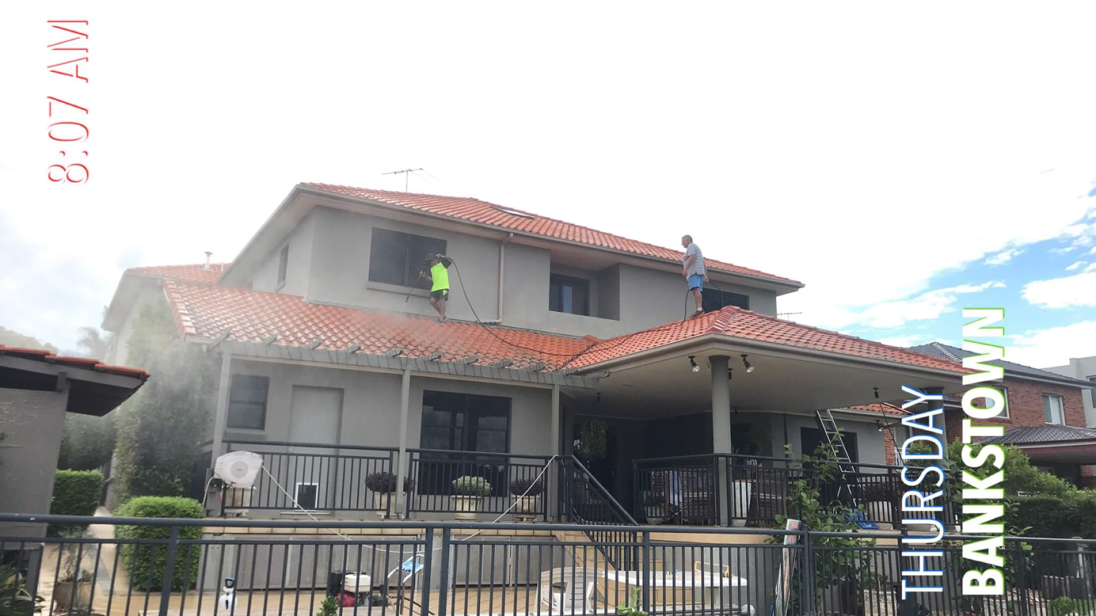 Roof Cleaning 6